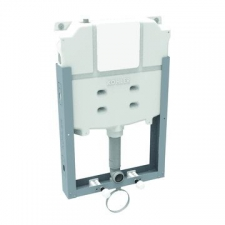 InstaFit In-Wall Tank with Half Frame
