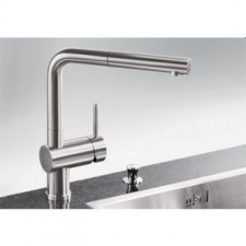 Blanco Linus Kitchen Sink Mixer Chrome
