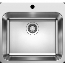 Blanco Supra IF/A Inset Sink 540x500mm Brushed Stainless Steel