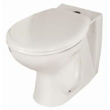 Lecico - Atlas Back-To-Wall Top Entry Pan White