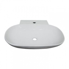 Didi - Emilia TR40152 Wall-Hung Basin 570x400x130mm White