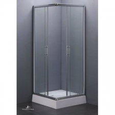 Finestra - Corner entry shower door 880x880x1800mm