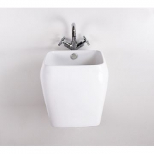 Rossco - Rossco Madison Wall-Hung Basin 470 x 400 x 400mm White