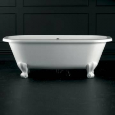 Richmond Classic Freestanding Dbl-Ended Bath White - Victoria & Albert