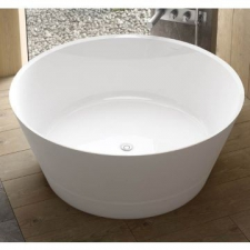 Taizu Round Freestanding Bath No Overflow 1500x1500x600mm White - Victoria & Albert