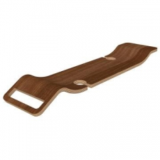 Tombolo 08 Contemporary Bath Rack Walnut - Victoria & Albert