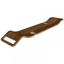 Tombolo 10 Contemporary Bath Rack Walnut - Victoria & Albert